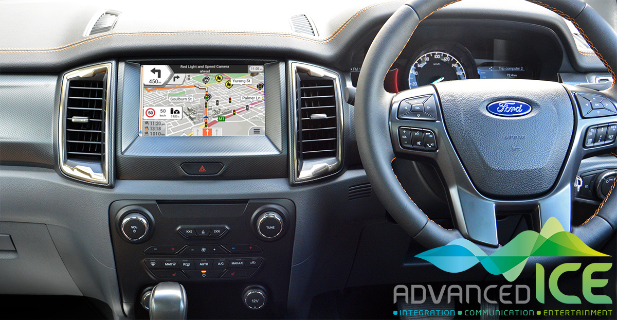 Ford Sync 3 Hema 4wd Nav Integration Advanced Ice